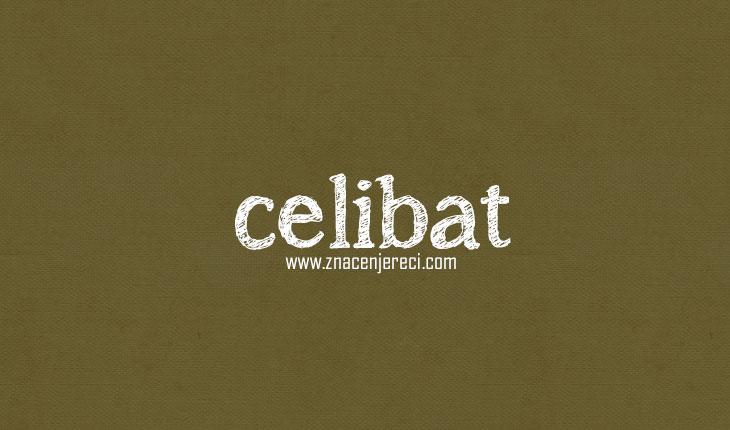 definicija celibata